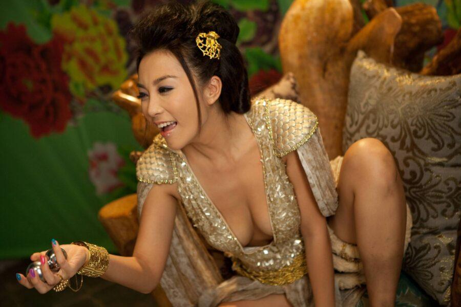 Секс и дзен / 3D Yuk po tuen: Gik lok bo gam (Гонконг, 2011)0
