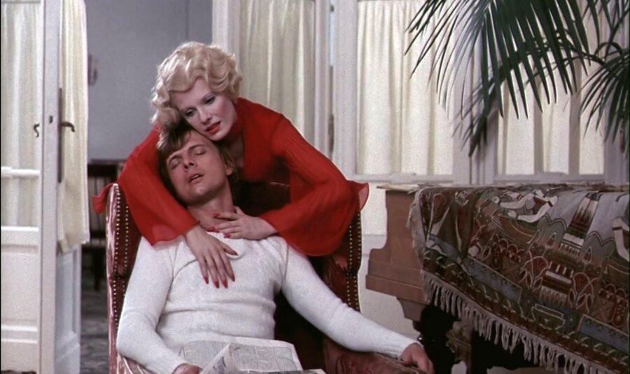 Дочери тьмы / Les lèvres rouges (1971)