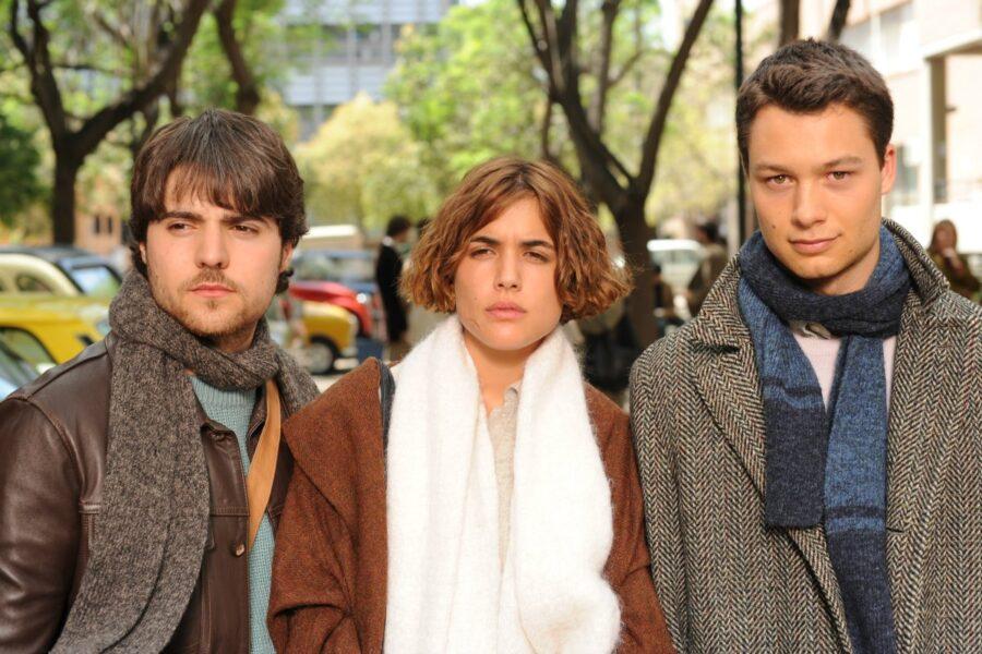 «Этюды втроём» (Испания, 2009 год)