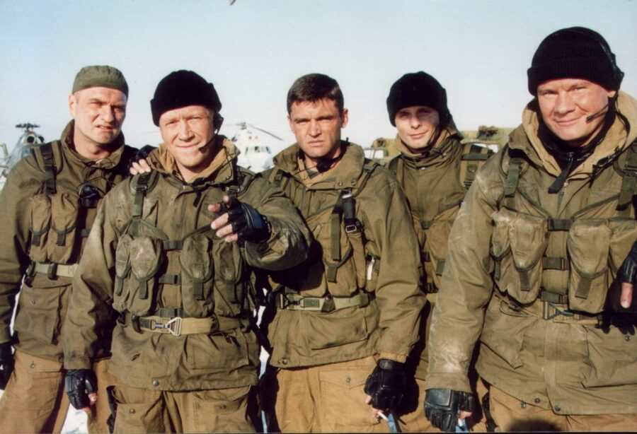 Спецназ (2002, Россия)