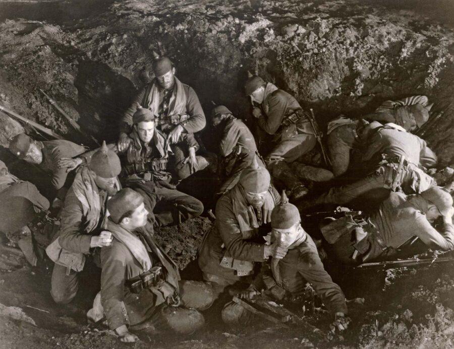 «На западном фронте без перемен» (1930, США)