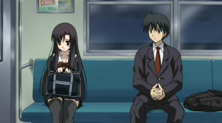 Школьные дни / School Days (2007)