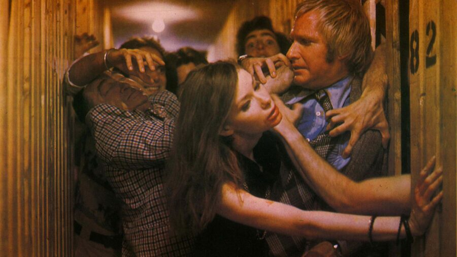 Судороги / Shivers (1975)