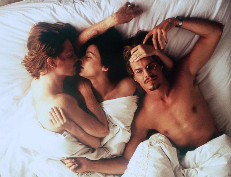 кадр из фильма «Спи со мной»