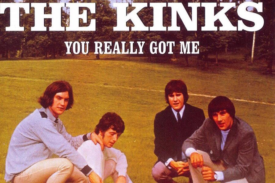 «You Really Got Me» – The Kinks