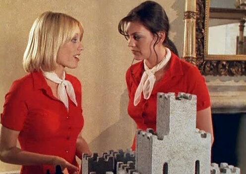 «Замок Эрос» (2002, США/Италия)
