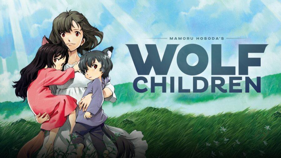 Волчьи дети Амэ и Юки / Wolf's Children / Ookami kodomo no Ame to Yuki (2012)