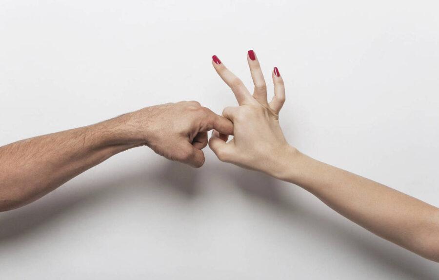 жест секса