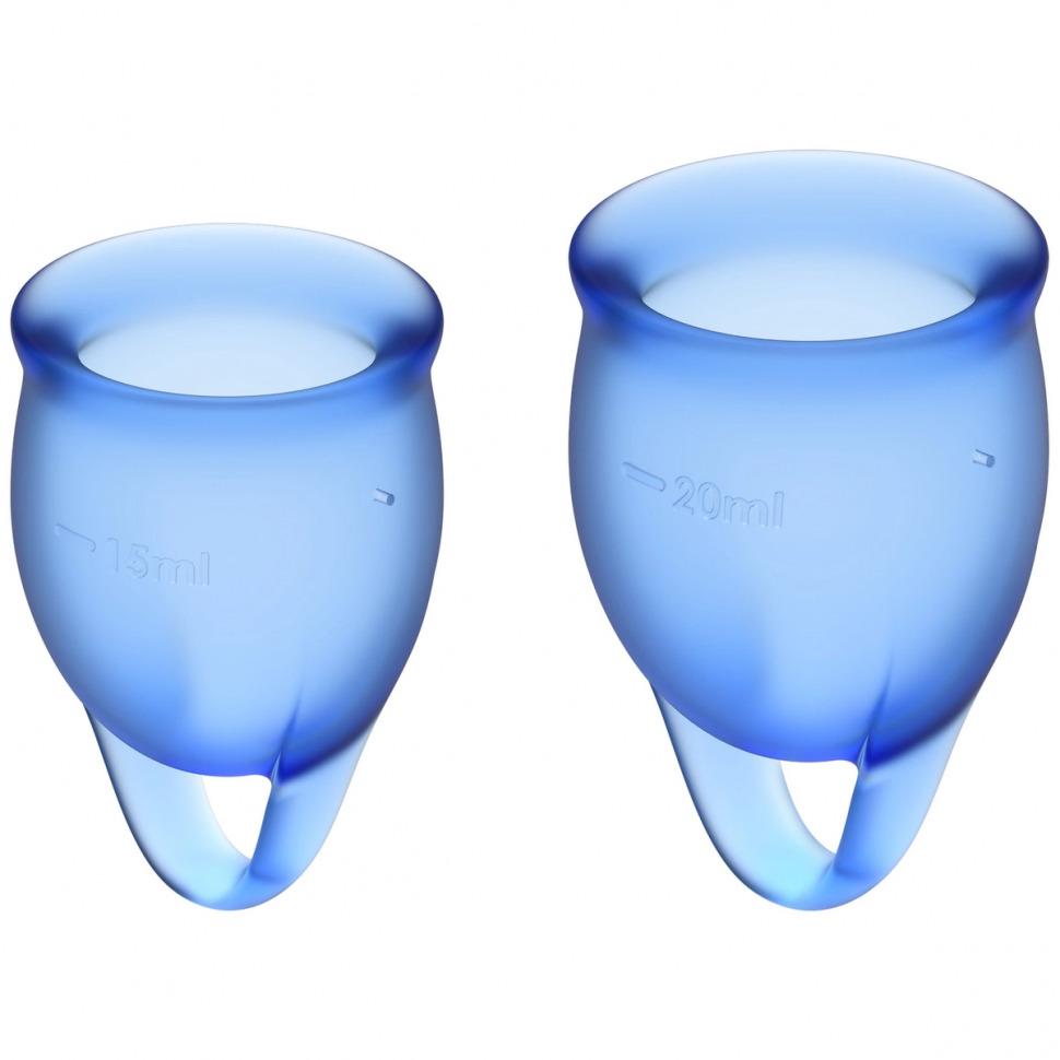 менструальные чаши Satisfyer