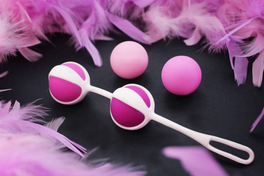 Вагинальные шарики «Geisha balls»