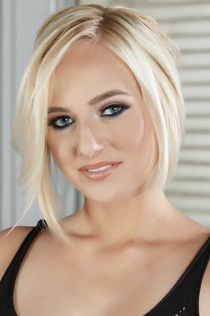 Порно актрисы с короткими волосами - 20 сочных девушек