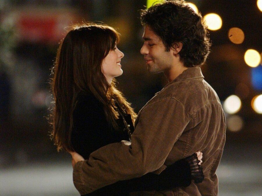романтичная пара из фильма