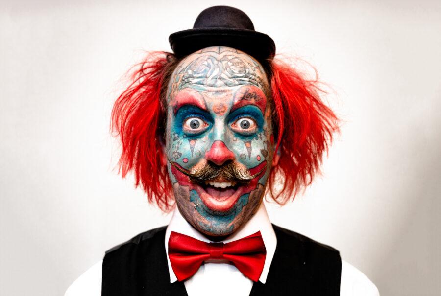 клоун Ричи
