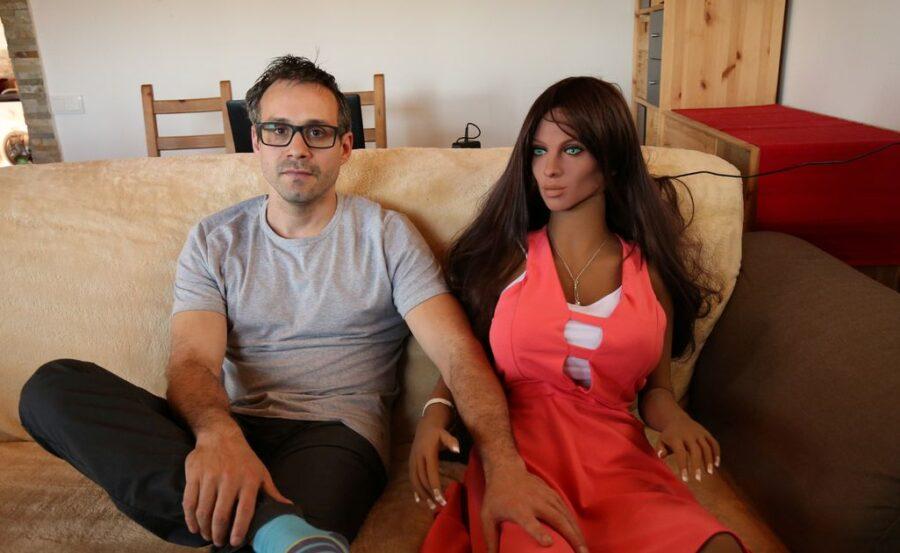 Серги Сантос и Саманта