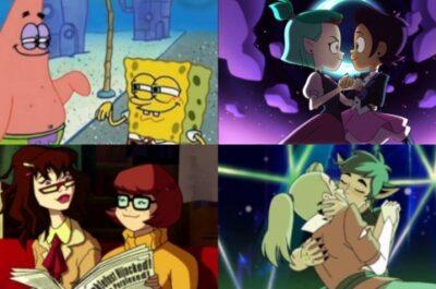 8 персонажей-трансвеститов из известных мультиков