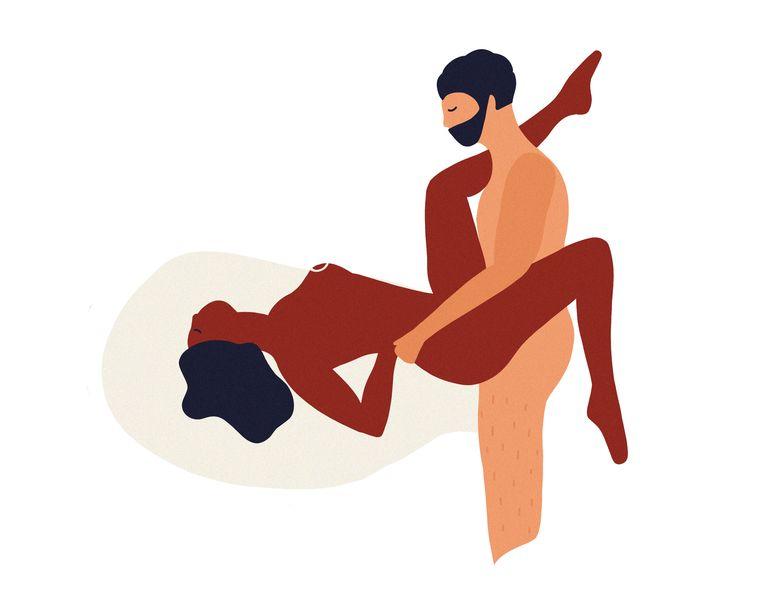 10 интересных поз в сексе для двоих с картинками