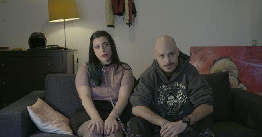 Антонина Барбуцца и Эмануэле Муредду