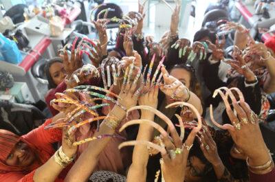 «Мы создали комьюнити женщин с длинными ногтями»