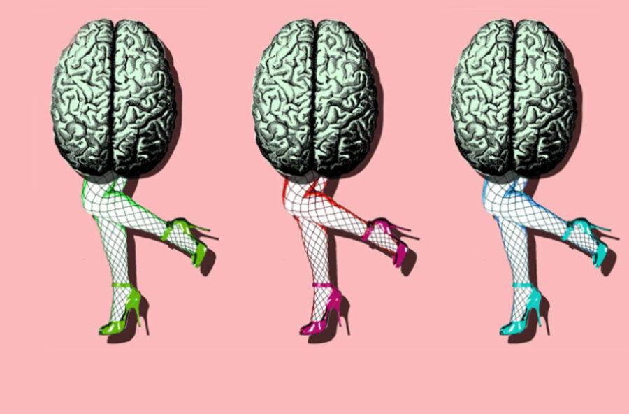 мозги на каблуках