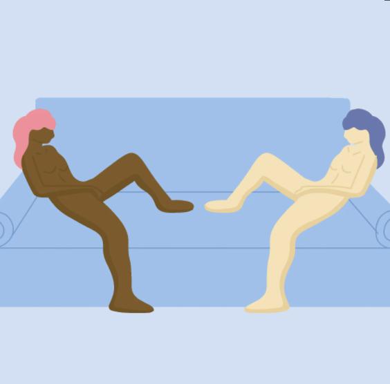 Лучшие позы для совместной мастурбации