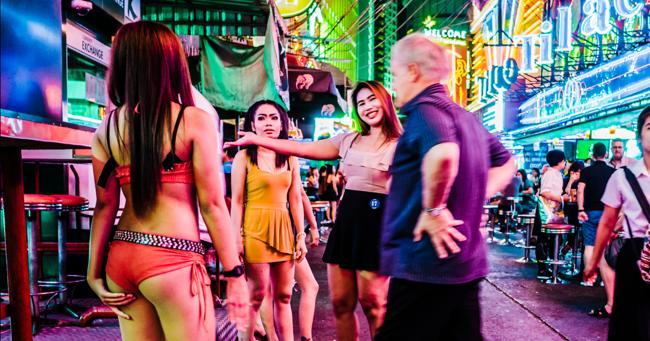 проститутки в Тайланде