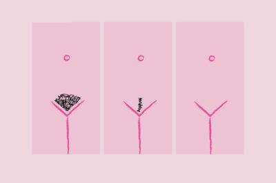 Виды женских интимных стрижек и чем удалять волосы