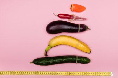 До скольки лет растет член и какой размер считается нормальным?