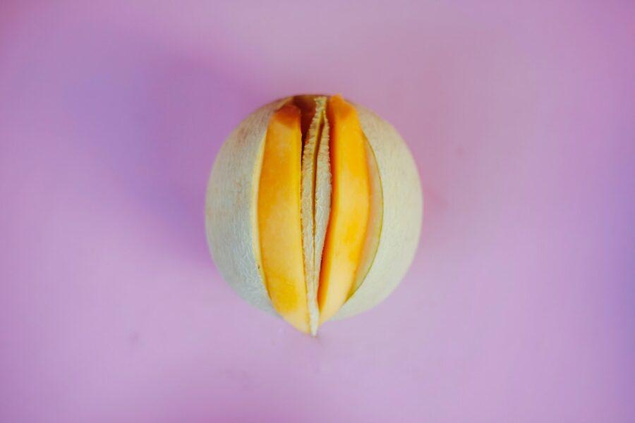 фрукт похожий на вагину