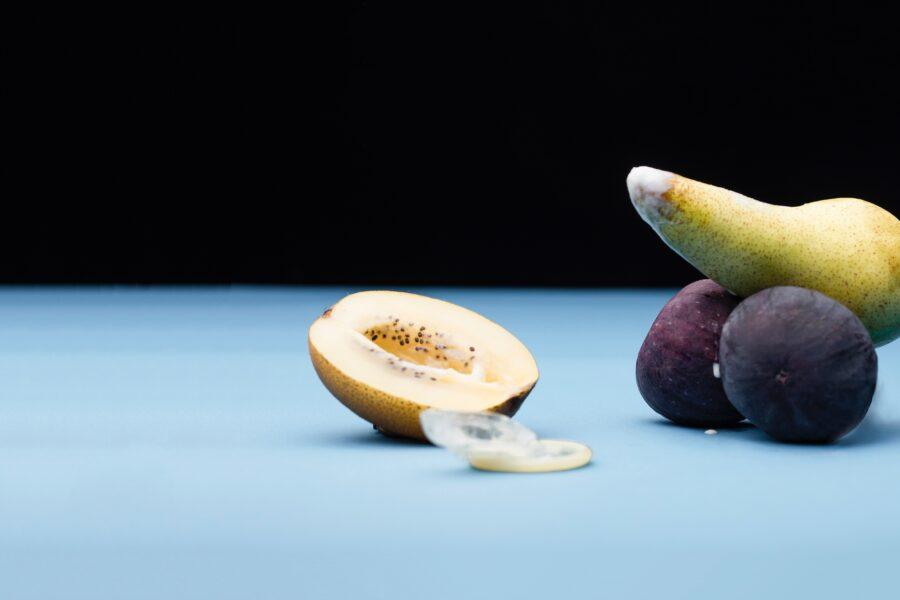 фрукты похожие на гениталии