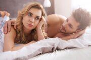 Не нравится секс с девушкой – что делать?