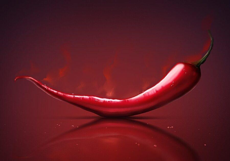 горячий перец