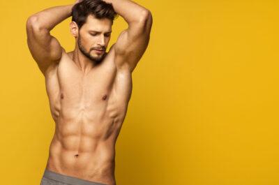 Самые чувствительные места у мужчин на теле и в паху