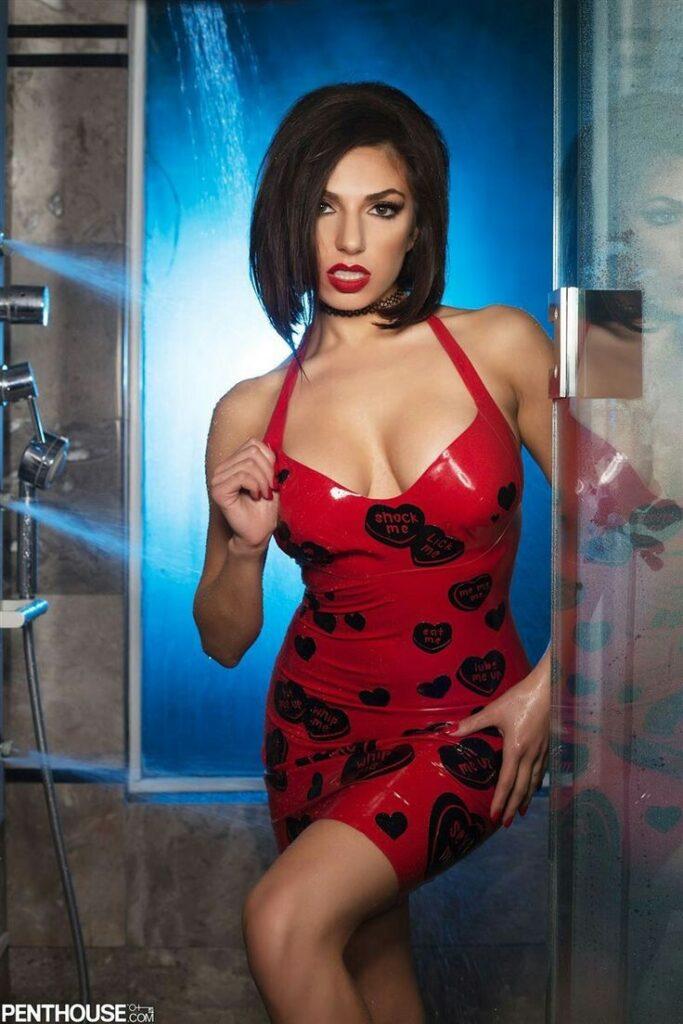 Дарси Дольче – итальяно-немецкая красавица порнондустрии