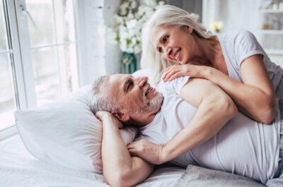 Old but gold: как получать удовольствие от секса в зрелом возрасте