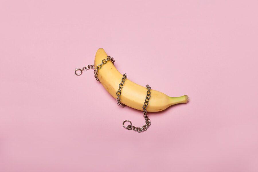 цепь на банане