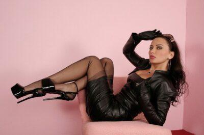 Лаура Энджел – звезда европейского хардкора