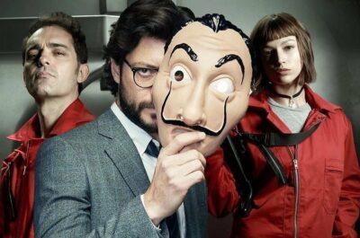 ТОП 10 сериалов, похожих на Бумажный дом от Netflix