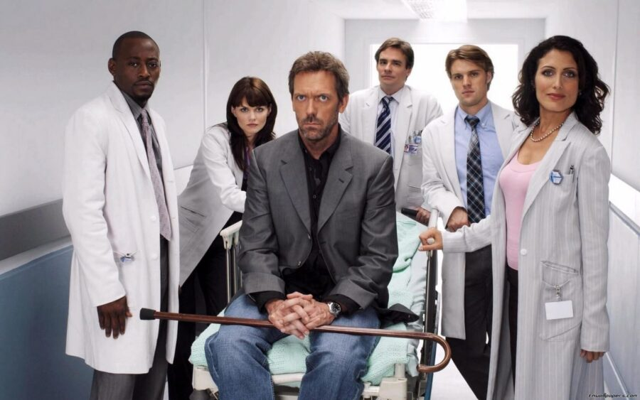 Доктор Хаус (США, 2004)