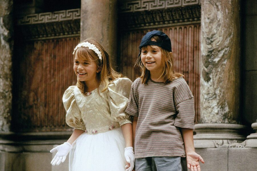 Двое: Я и моя тень (США, 1995)