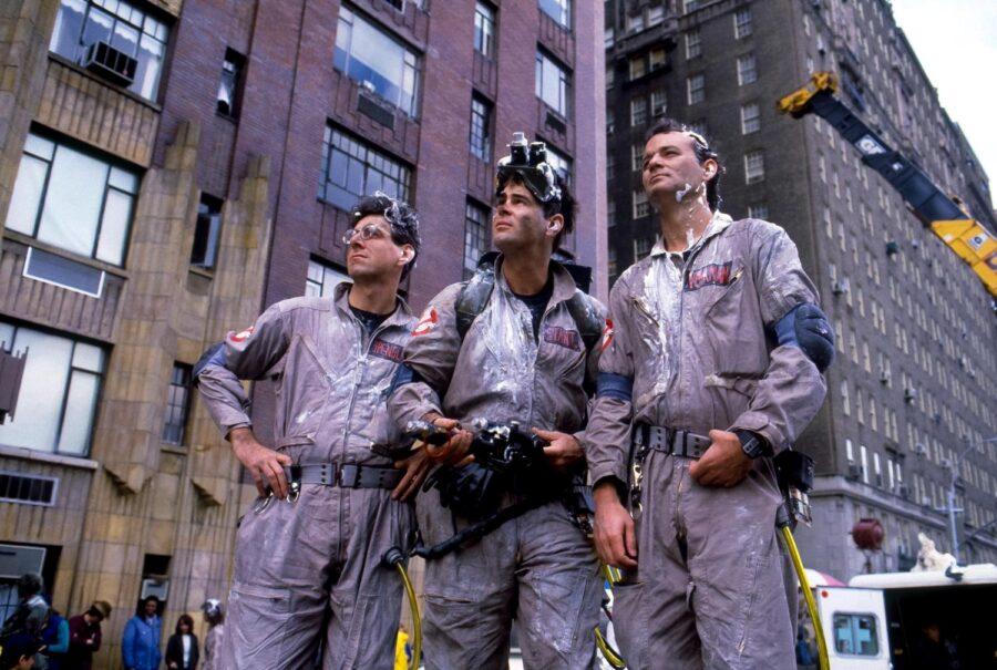 Охотники за приведениями (1984, США)