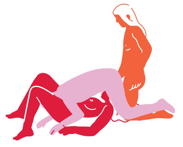 11 секс-поз для отличного тройничка