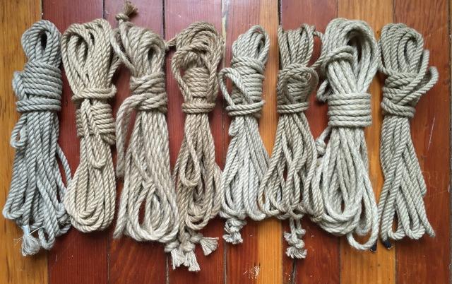 веревки для шибари